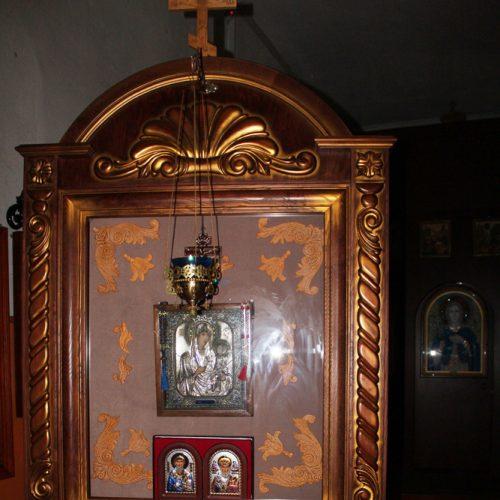 Чтимая Иверская икона БМ