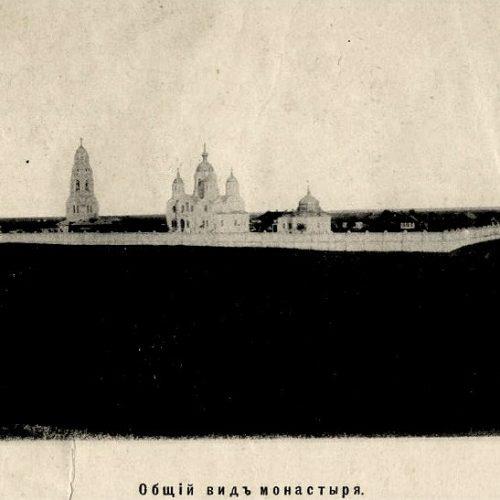 Общий вид монастыря